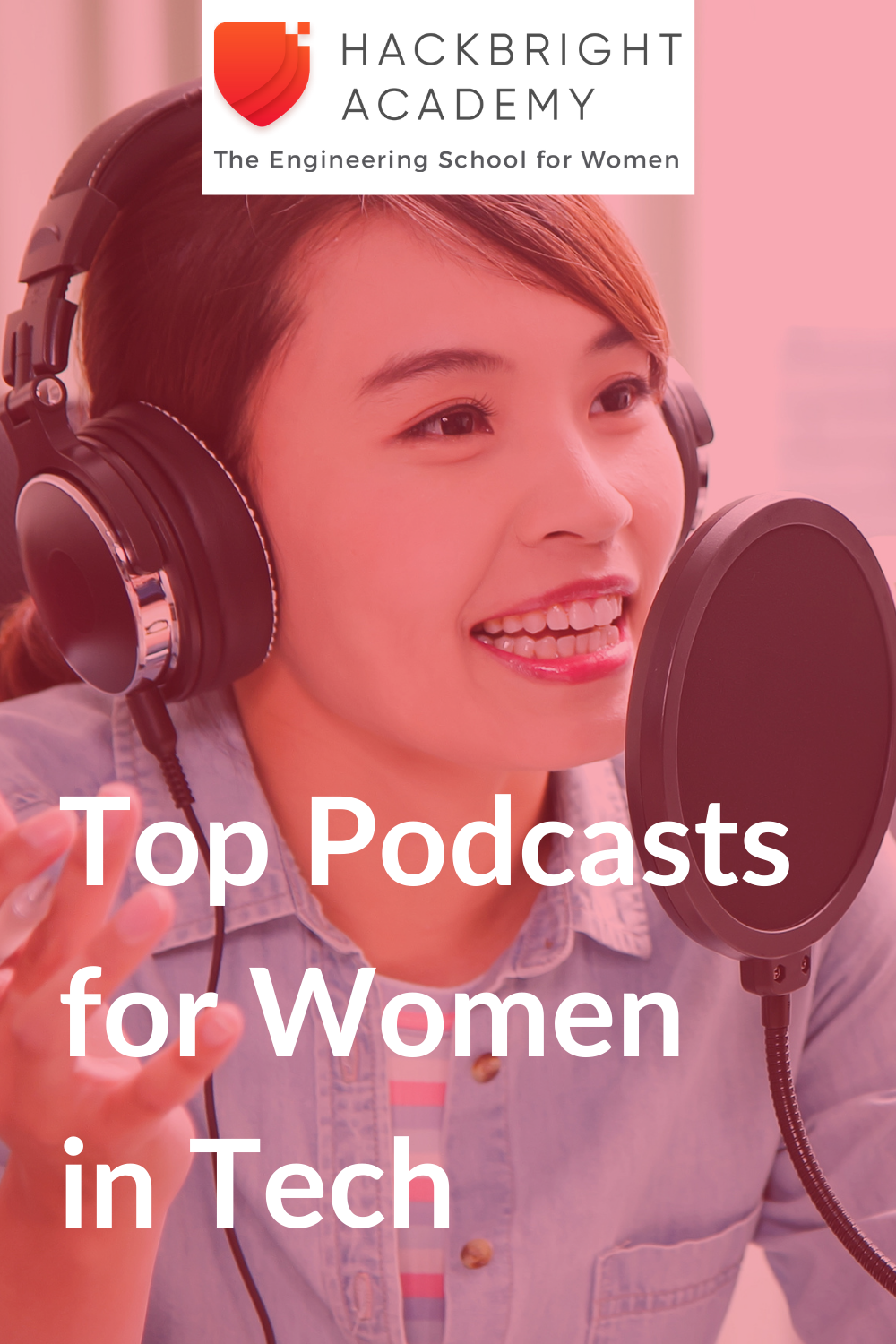Top Podcasts for Women in Tech