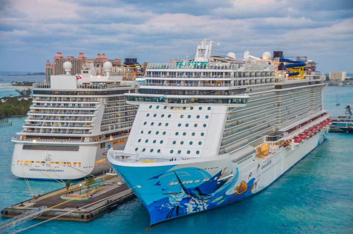 List of Norwegian Cruise Ships Newest to Oldest