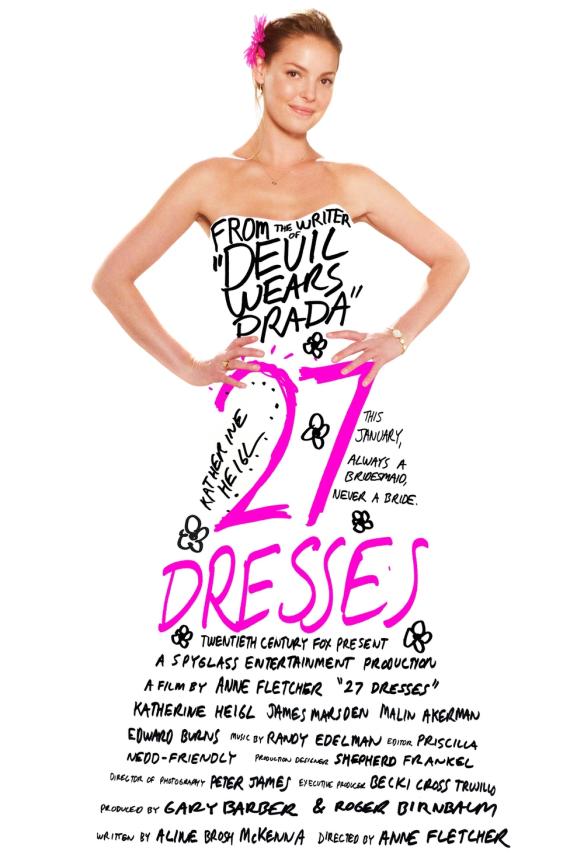 wedding movies 27 dresses