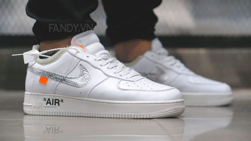 Giày Nike Air Force 1 Low Off White