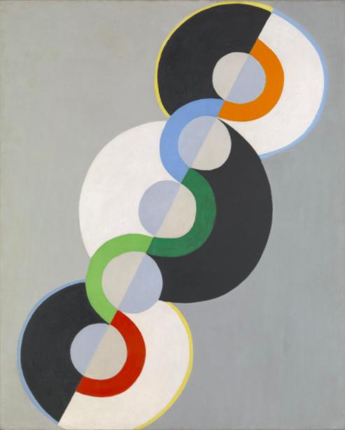 Robert Delaunay (1885-1941) Rythme sans fin (Endless Rhythm)