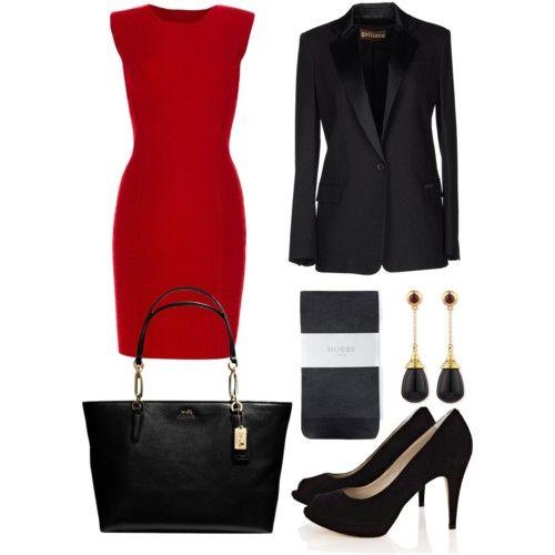 Outfit z Pinterestu