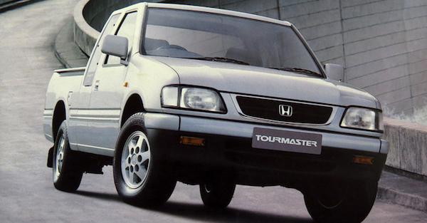 ปิคอัพจาก Honda 'Tourmaster' อีกรุ่นตำนานที่ Honda ไม่ค่อยปลื้มสักเท่าไร