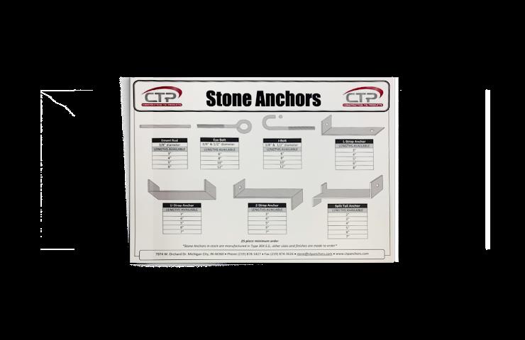 Stone Anchors