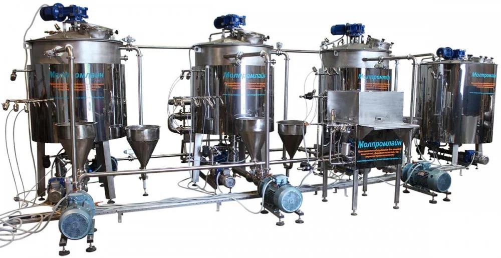 технология изготовления сгущенного молока