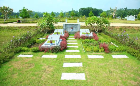 Để chọn được đất nghĩa trang đẹp bạn cần tìm hiểu trên mạng internet