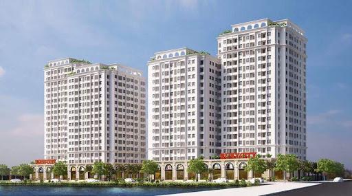 Những khu chung cư Long Biên với nhiều kích cỡ khác nhau