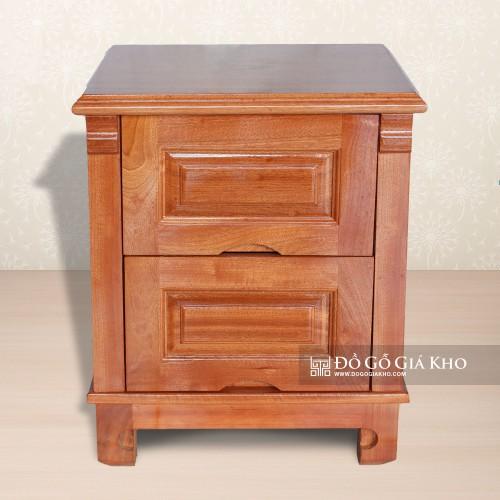 Tủ Đầu Giường Gỗ Xoan -  TDG004