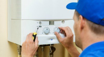 loodgieter onderhoud cv ketel