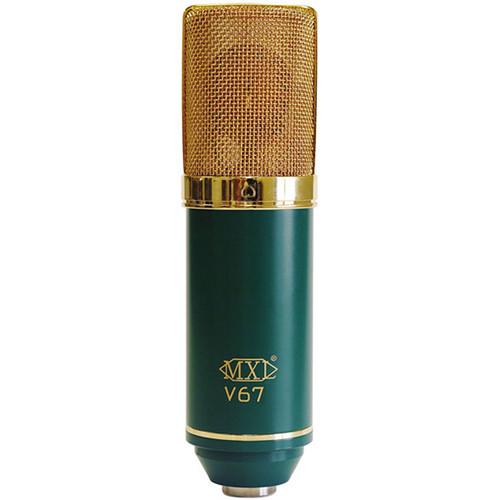 5 ไมโครโฟน เสียงดีจาก MXL 4