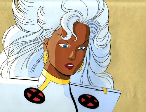 Image result for 1990s storm/ororo munroe