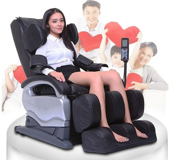 Top 3 ghế massage Elip hấp dẫn nhất 2021