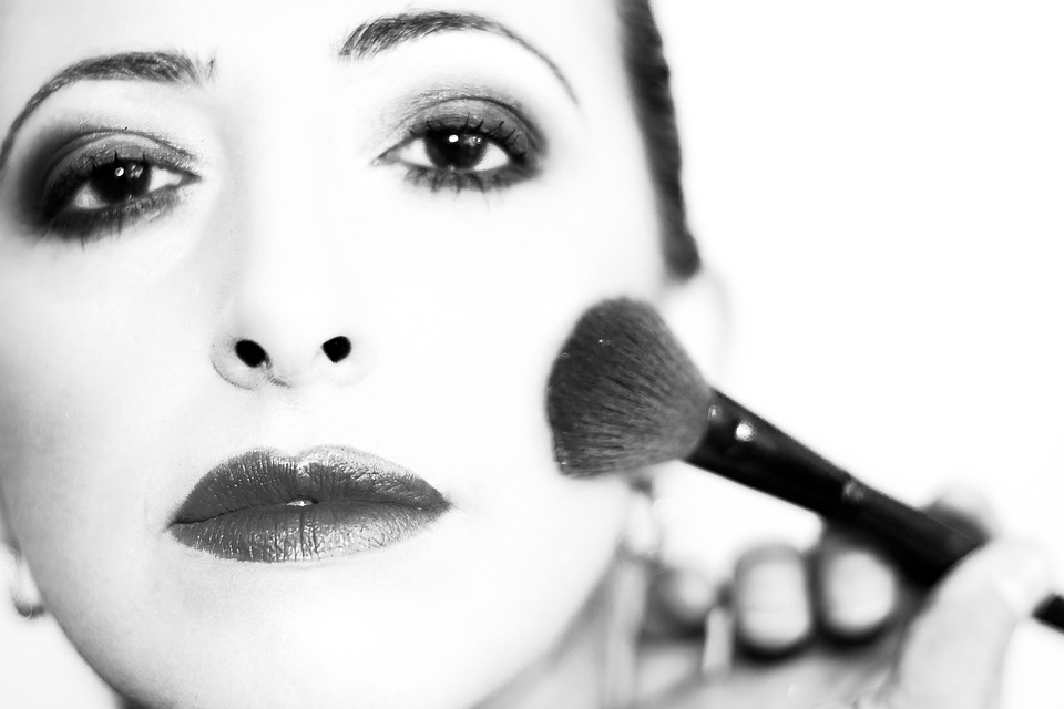 Bride, Makeup, Make, Portrait, Woman, Editorial, Pose
