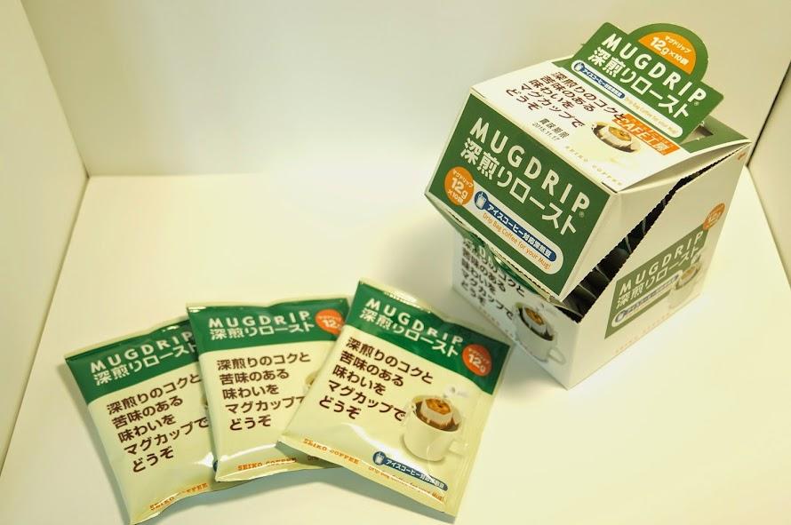 網購美食-日本原裝進口濾掛式【CAFE咖啡工房】