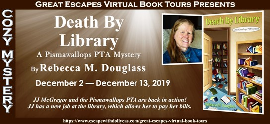 Death by Library Blog Tour