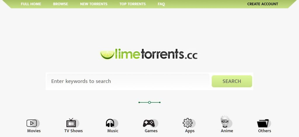 Descargar música torrent LimeTorrents