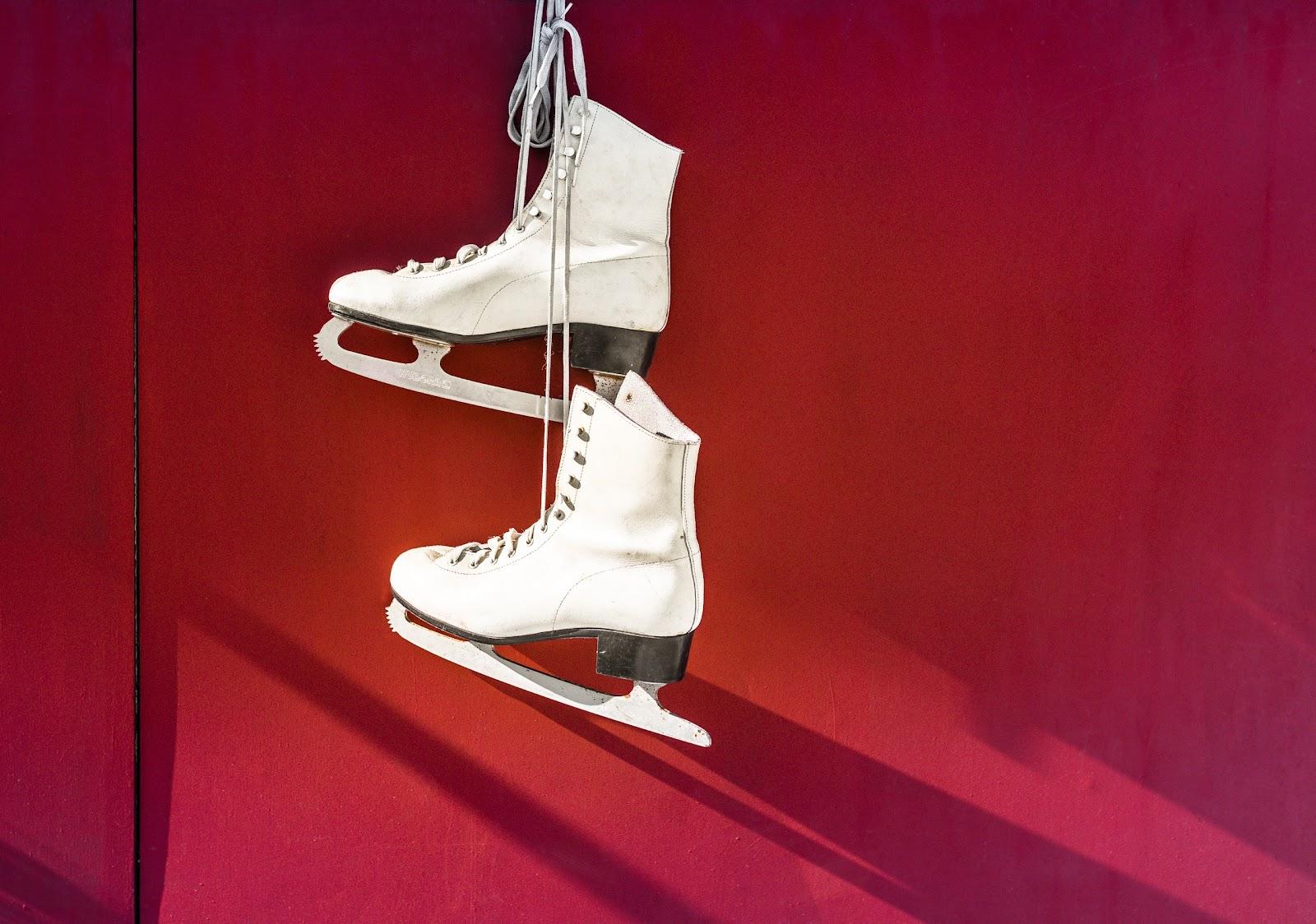 Ice Skating Skates - Quiksilver
