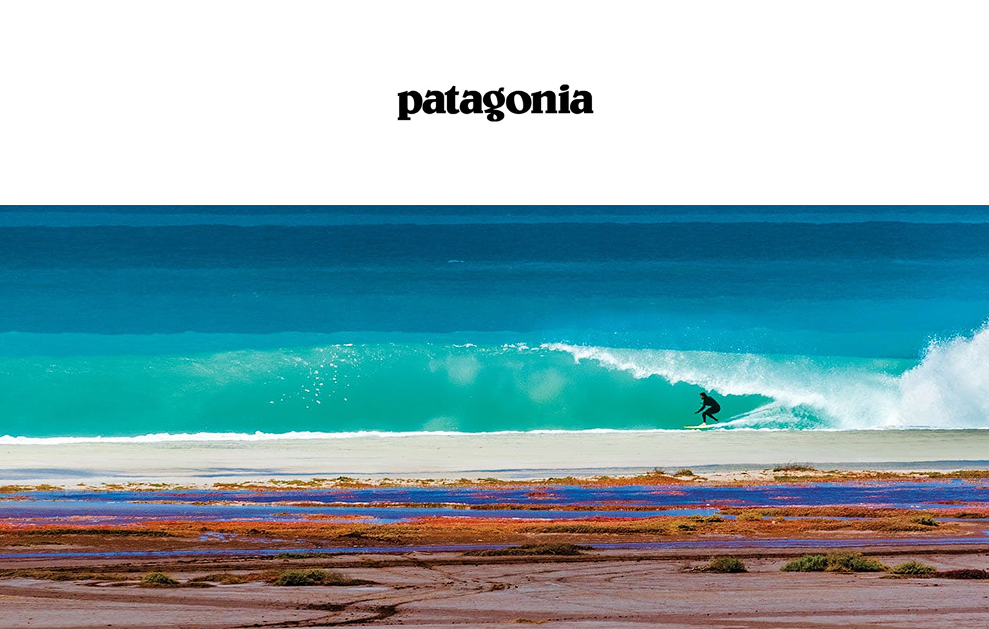 Visual Design Concepts for Redesigned Patagonia Site and Mobile