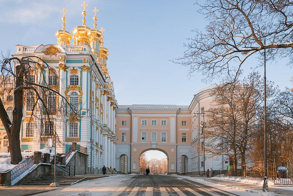 Музей-лицей А.С. Пушкина