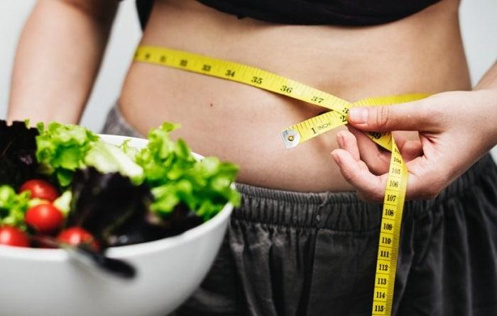 chế độ ăn cho người béo bụng