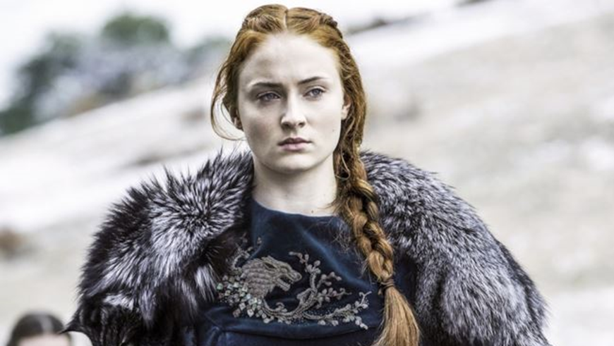 Sansa Stark disturbi psicologici nel trono di spade