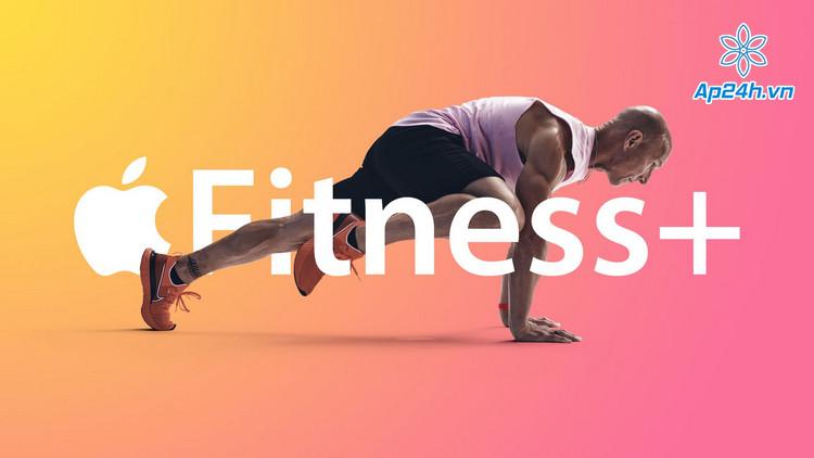 Fitness + được thiết kế dành riêng cho Apple Watch