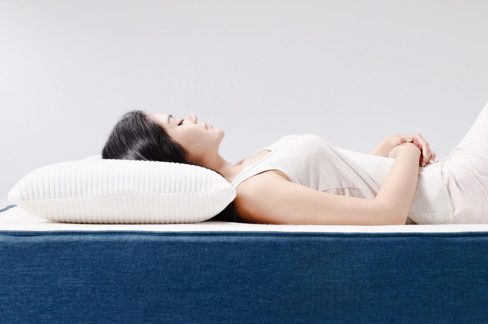 Gối Niu Ru9 tốt cho giấc ngủ