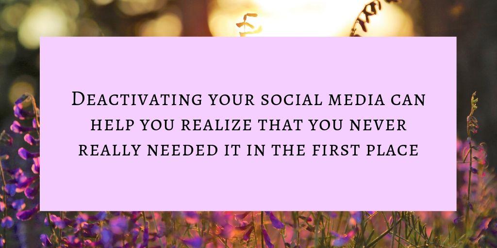 Social Media Quotes 2019