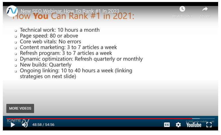 Webinar pro tips