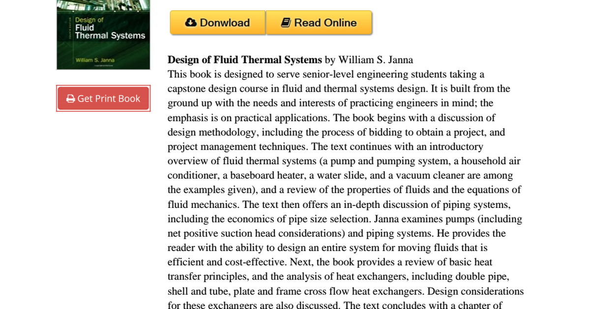 Design fluid thermal systems william 1285859650pdf google drive fandeluxe Gallery