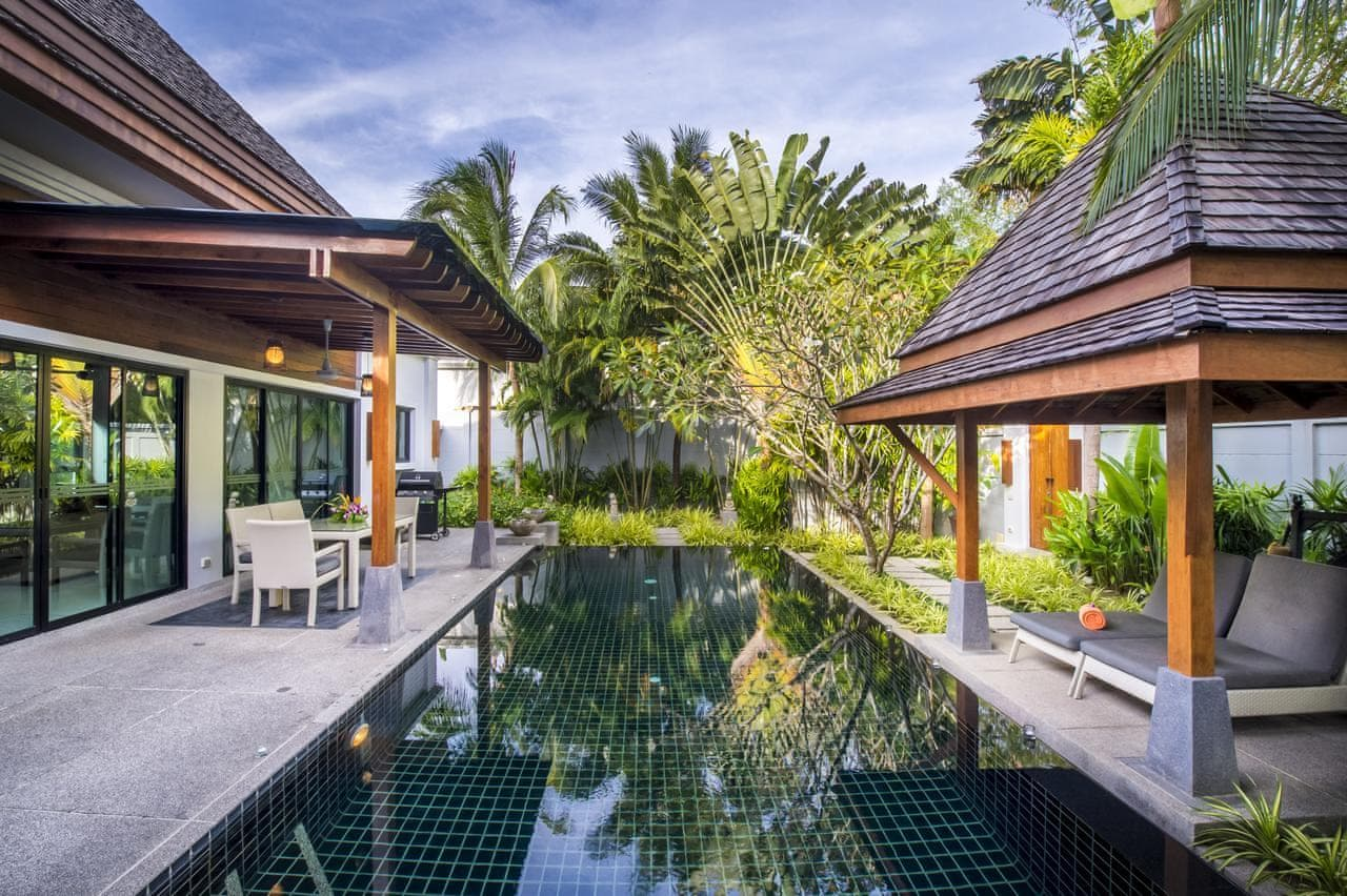 The Bell Pool Villa Resort, Kathu, Phuket