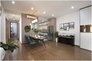 Căn hộ chung cư sở hữu ưu điểm vượt trội