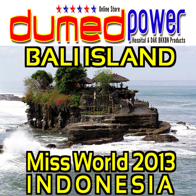 Bali Island - Miss World 2013 - Indonesia