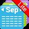 My Month Calendar Widget Lite file APK Free for PC, smart TV Download