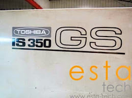 Toshiba IS350GS-10A (1998/2000) Plastic Injection Moulding Machine