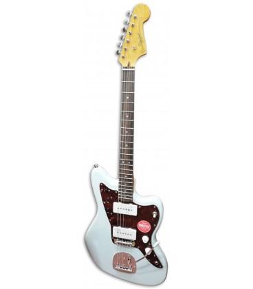 Foto da Guitarra Elétrica Fender Squier Classic Vibe 60S Jazzmaster IL Sonic Blue