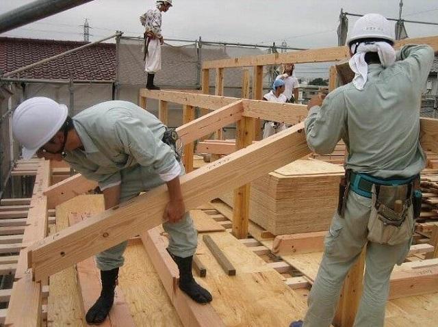 Đồng phục bảo hộ cho công nhân xây dựng