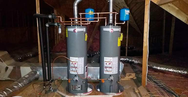 Signs That It's Time To Replace Your Water Heater – Happy's