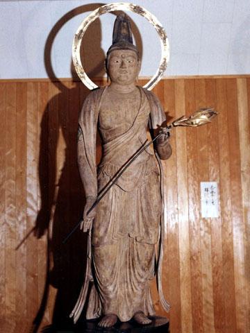 満願寺(神奈川)菩薩立像