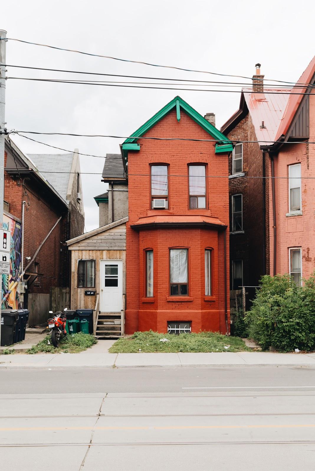 Million dollar house in Toronto