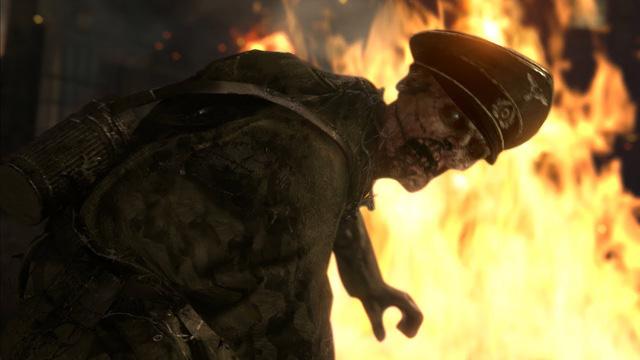 Tải ngay Call of Duty: WWII vừa cập nhật chế độ bắn Zombie