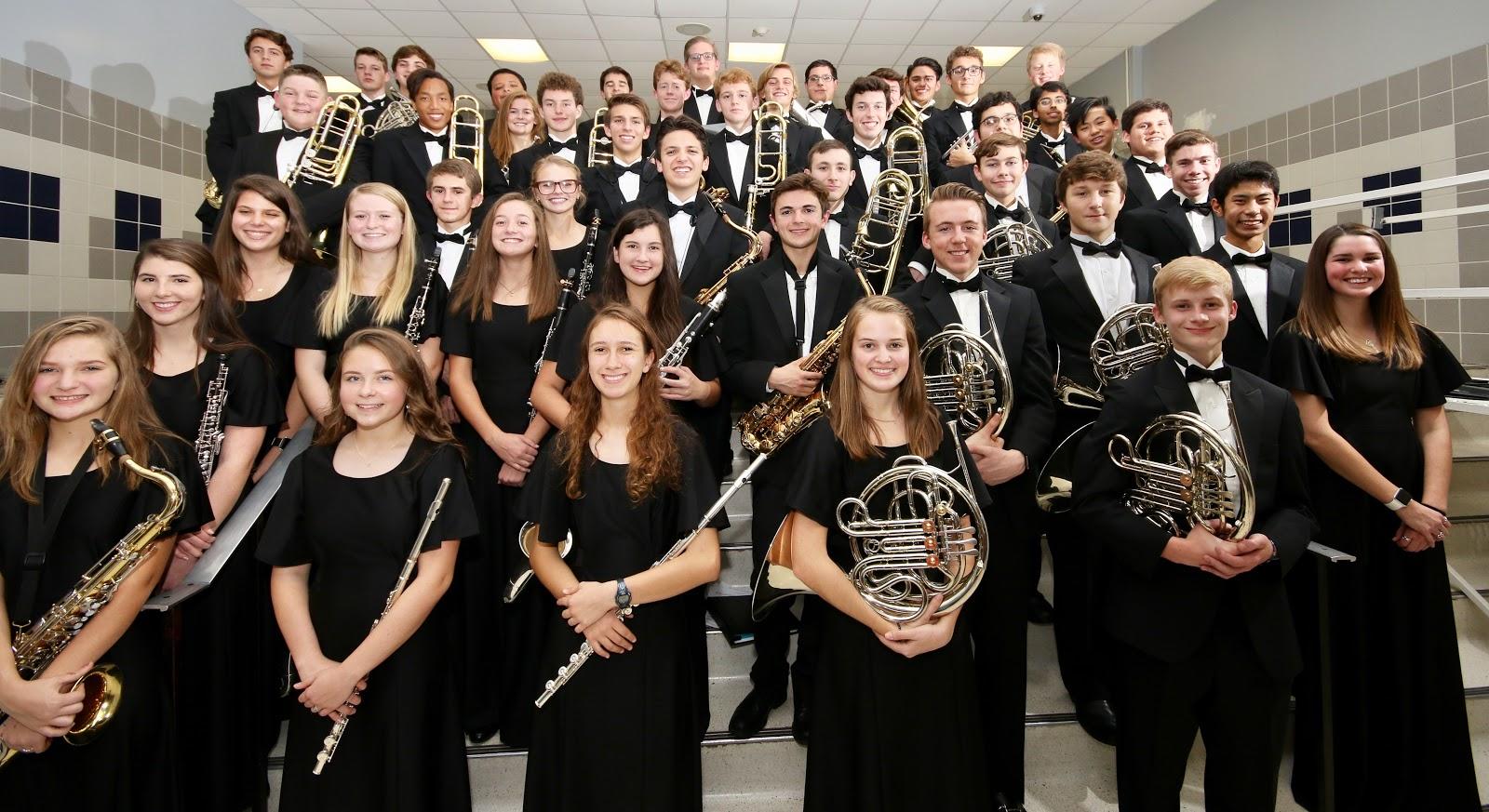 Brazoswood HS Band
