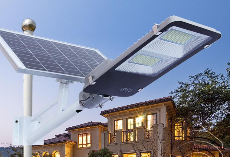 đèn đường năng lượng mặt trời là gì