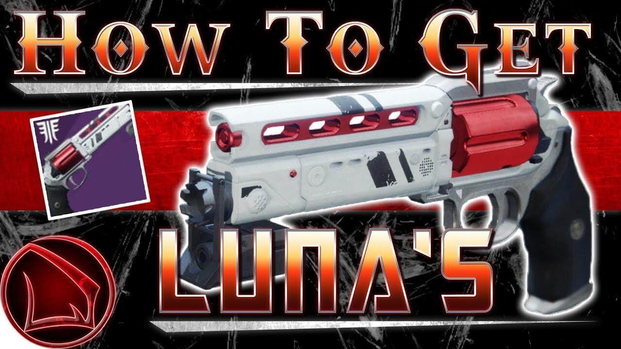 How to get Luna's Quest