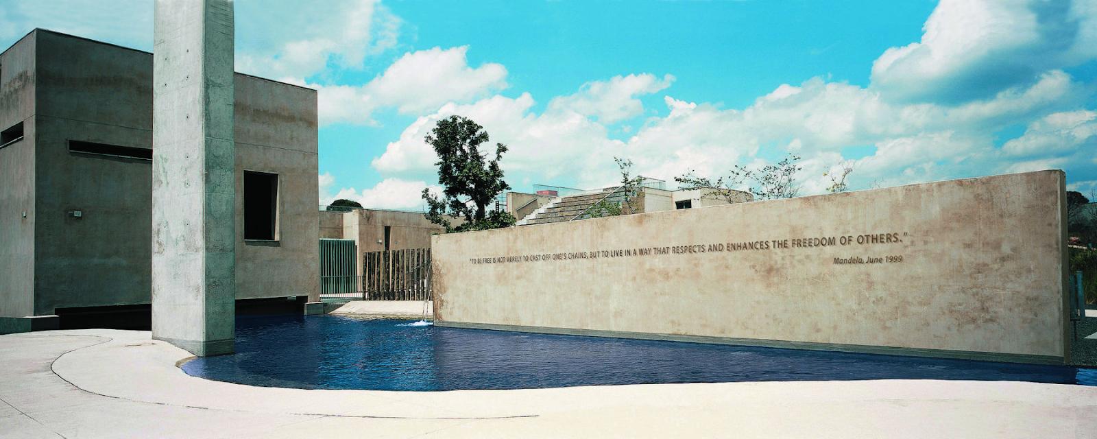 Afrique du Sud Johannesburg Apartheid Museum