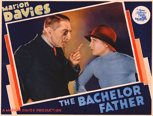Aubrey Smith in The Bachelor Father.
