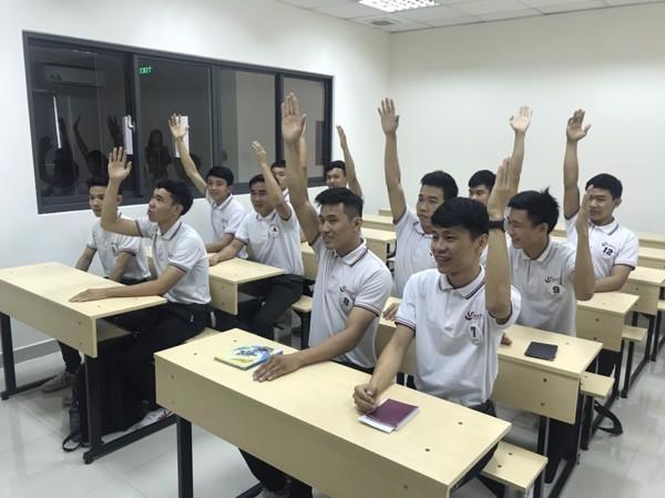 Chương trình đào tạo của công ty Nhật Huy Khang