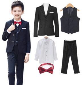 Chlapecký oblek z AliExpress