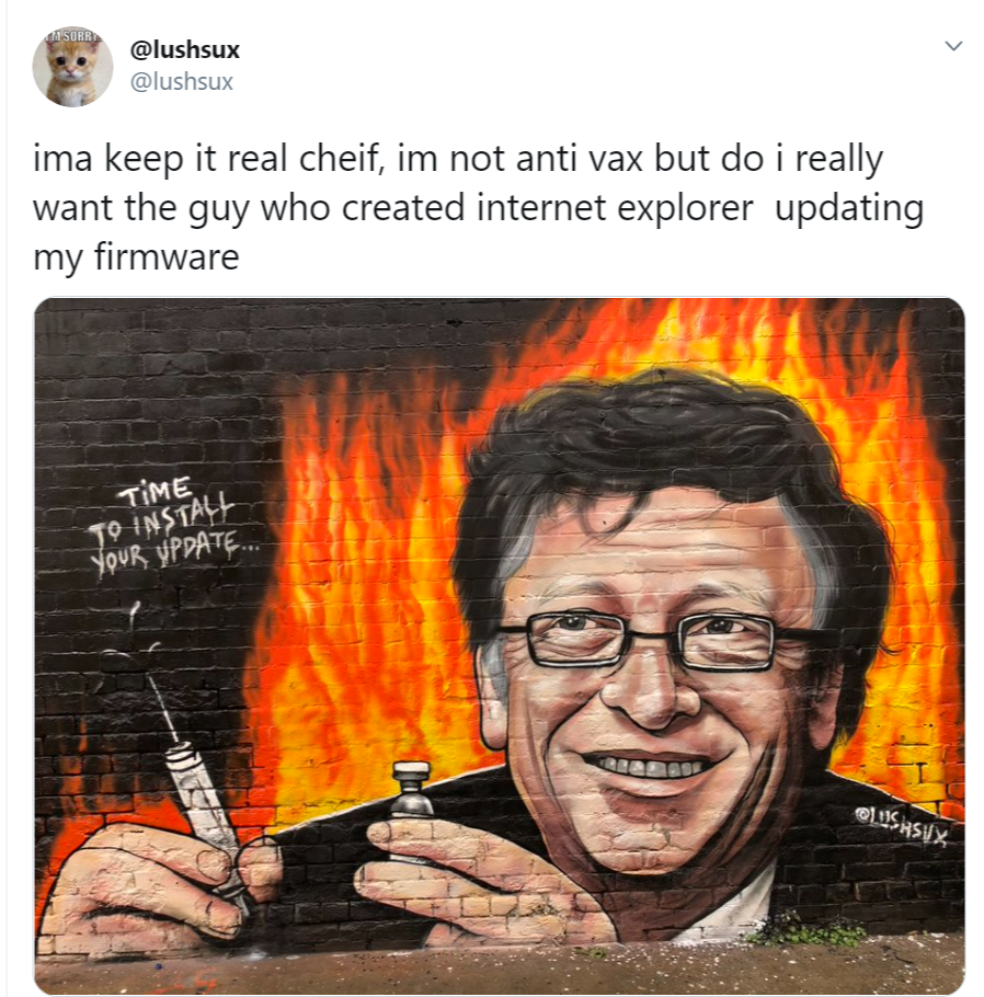 """Leutar.net Ne, u Australiji i Njemačkoj nisu održani """"protesti protiv Billa Gatesa"""""""