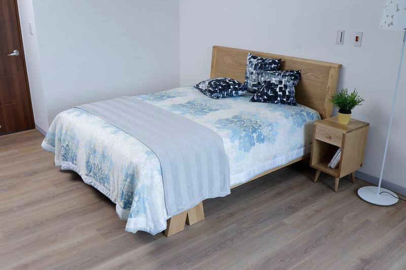 設計師用心營造出丹麥風格臥室將極簡設計風格發揮到最大